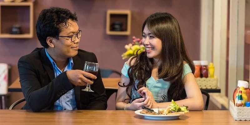 Männliches Dating-Profil Bild