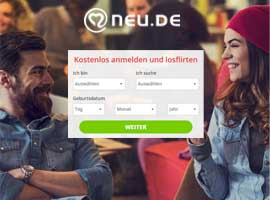 Kostenlose, nicht zahlende Dating-Website