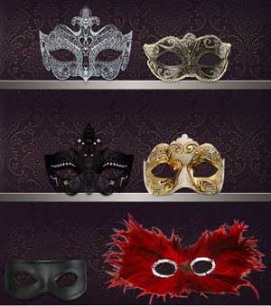 secret masken