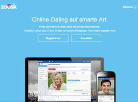 zoosk Dating-Website